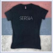 "Serbia ""Bling"" Black"