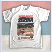 #HELPSERBIA Donation shirt for Help to flooded areas