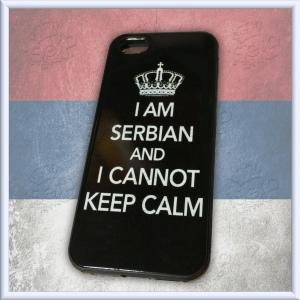 Cellphone slim KEEP CALM case