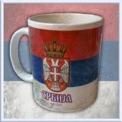 SRBIJA mug - Solja