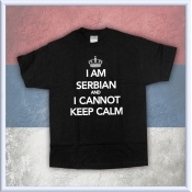I am Serbian and I cannot keep calm