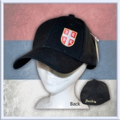Srbija Fitted Hat
