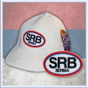 SRB Oval sign Hat