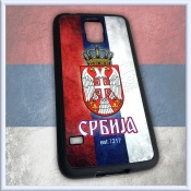 SERBIA - Srbija Samsung Galaxy S5 cover