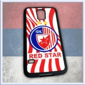 Zvezda - Red Star Samsung Galaxy S5 cover