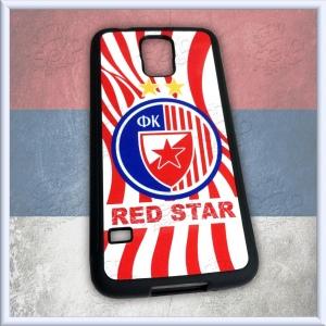 Zvezda - Red Star Samsung Galaxy S5 cover