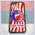 iPhone 6 slim Red Star case