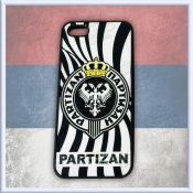 iPhone 5/5S slim Partizan case